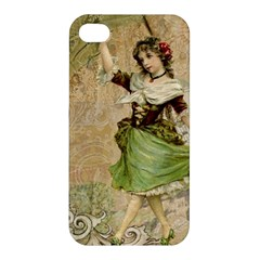 Fairy 1229005 1280 Apple Iphone 4/4s Premium Hardshell Case by vintage2030