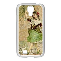 Fairy 1229005 1280 Samsung Galaxy S4 I9500/ I9505 Case (white) by vintage2030
