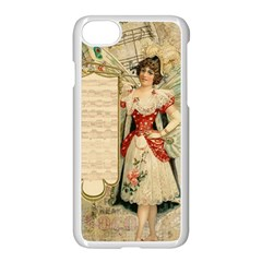 Fairy 1229010 1280 Apple Iphone 7 Seamless Case (white) by vintage2030