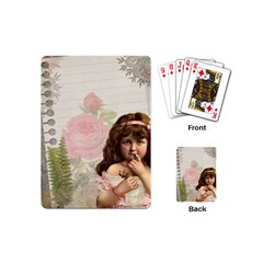 Vintage 1227585 1920 Playing Cards (mini) by vintage2030