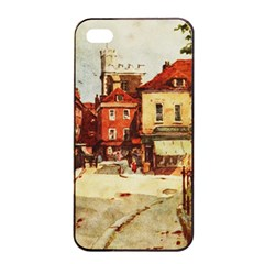Painting 1241683 1920 Apple Iphone 4/4s Seamless Case (black) by vintage2030