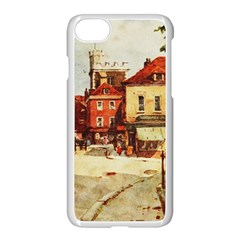 Painting 1241683 1920 Apple Iphone 8 Seamless Case (white) by vintage2030