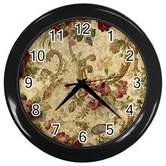 Background 1241691 1920 Wall Clock (black) by vintage2030