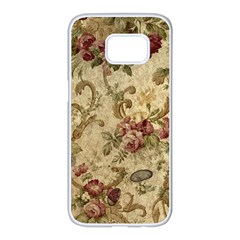 Background 1241691 1920 Samsung Galaxy S7 Edge White Seamless Case by vintage2030