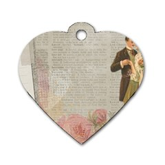 Background 1227545 1280 Dog Tag Heart (one Side) by vintage2030