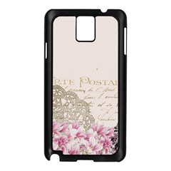 Background 1227568 1920 Samsung Galaxy Note 3 N9005 Case (black) by vintage2030