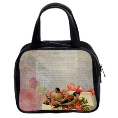 Background 1227570 1920 Classic Handbag (two Sides) by vintage2030