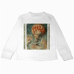 Vintage 1181673 1280 Kids Long Sleeve T Shirts by vintage2030