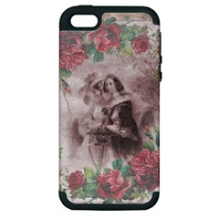 Vintage 1181680 1920 Apple Iphone 5 Hardshell Case (pc+silicone) by vintage2030