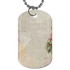 Background 1227577 1280 Dog Tag (two Sides) by vintage2030