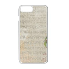 Background 1227577 1280 Apple Iphone 7 Plus Seamless Case (white) by vintage2030
