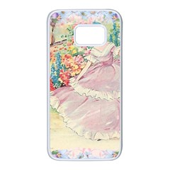 Vintage 1203865 1280 Samsung Galaxy S7 White Seamless Case by vintage2030