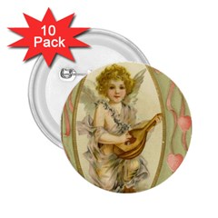 Valentine 1171161 1280 2 25  Buttons (10 Pack)  by vintage2030
