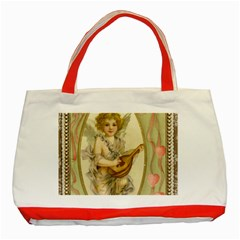 Valentine 1171161 1280 Classic Tote Bag (red) by vintage2030