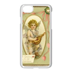 Valentine 1171161 1280 Apple Iphone 8 Seamless Case (white) by vintage2030