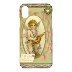 Valentine 1171161 1280 Apple Iphone X Hardshell Case by vintage2030