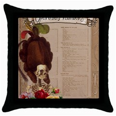 Vintage 1181679 1280 Throw Pillow Case (black) by vintage2030