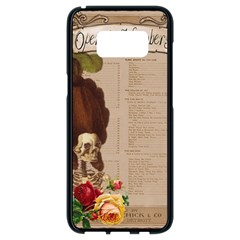Vintage 1181679 1280 Samsung Galaxy S8 Black Seamless Case by vintage2030