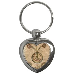 Vintage 1181681 1280 Key Chains (heart)  by vintage2030