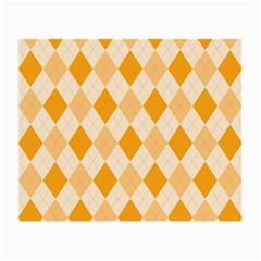 Argyle Pattern Seamless Design Small Glasses Cloth (2-side) by Sapixe
