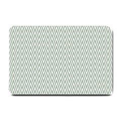 Vintage Pattern Chevron Small Doormat