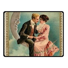 Valentine 1171222 1280 Fleece Blanket (small) by vintage2030