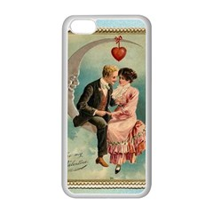Valentine 1171222 1280 Apple Iphone 5c Seamless Case (white) by vintage2030