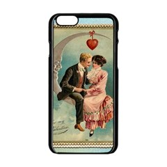 Valentine 1171222 1280 Apple Iphone 6/6s Black Enamel Case by vintage2030