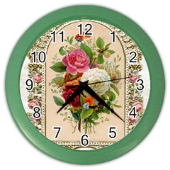 Ornate 1171143 1280 Color Wall Clock by vintage2030