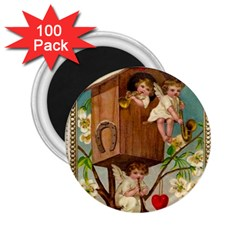 Valentine 1171220 1920 2 25  Magnets (100 Pack)  by vintage2030