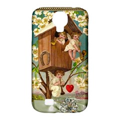 Valentine 1171220 1920 Samsung Galaxy S4 Classic Hardshell Case (pc+silicone) by vintage2030