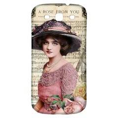 Vintage 1167768 1920 Samsung Galaxy S3 S Iii Classic Hardshell Back Case by vintage2030