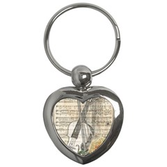 Vintage 1167772 1920 Key Chains (heart)  by vintage2030