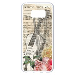 Vintage 1167772 1920 Samsung Galaxy S8 Plus White Seamless Case by vintage2030