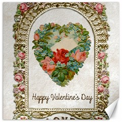 Valentines Day 1171148 1920 Canvas 16  X 16  by vintage2030