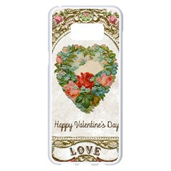 Valentines Day 1171148 1920 Samsung Galaxy S8 Plus White Seamless Case by vintage2030