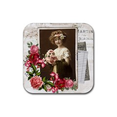 Vintage 1168517 1920 Rubber Coaster (square)  by vintage2030