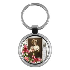 Vintage 1168517 1920 Key Chains (round)  by vintage2030