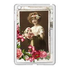 Vintage 1168517 1920 Apple Ipad Mini Case (white) by vintage2030