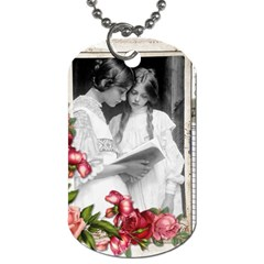 Vintage 1168512 1920 Dog Tag (two Sides) by vintage2030