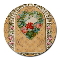 Valentine 1171144 1920 Round Mousepads by vintage2030