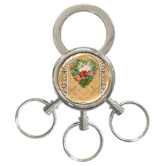 Valentine 1171144 1920 3 Ring Key Chains by vintage2030