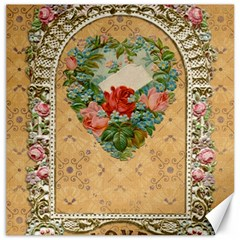 Valentine 1171144 1920 Canvas 12  X 12  by vintage2030