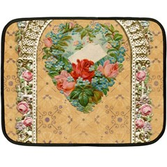 Valentine 1171144 1920 Double Sided Fleece Blanket (mini)  by vintage2030