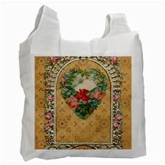 Valentine 1171144 1920 Recycle Bag (one Side) by vintage2030