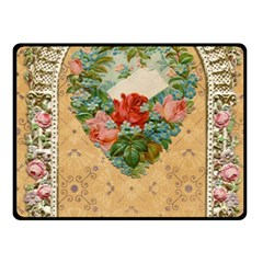 Valentine 1171144 1920 Fleece Blanket (small) by vintage2030