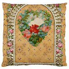 Valentine 1171144 1920 Large Cushion Case (one Side) by vintage2030