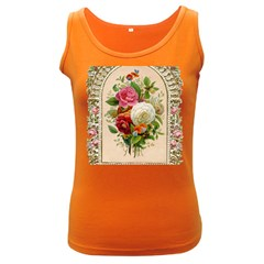 Ornate 1171145 1280 Women s Dark Tank Top