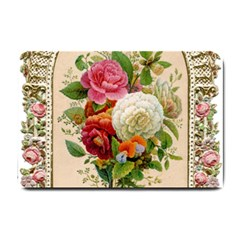 Ornate 1171145 1280 Small Doormat  by vintage2030