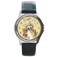 Easter 1225798 1280 Round Metal Watch